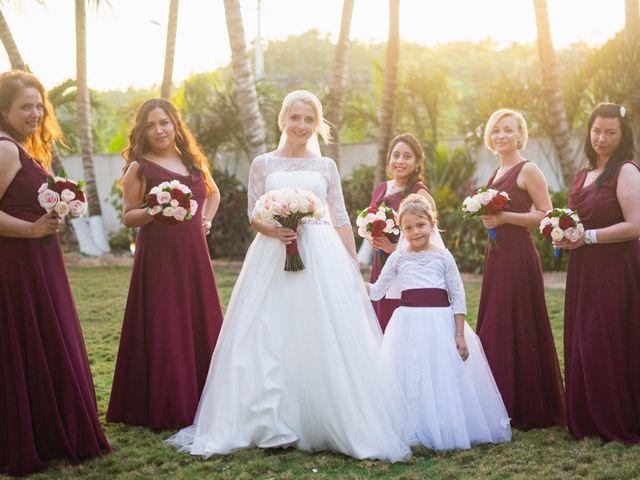 La boda de Yahel y Tatiana en Cancún, Quintana Roo 76