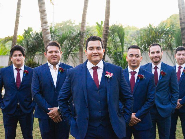La boda de Yahel y Tatiana en Cancún, Quintana Roo 83