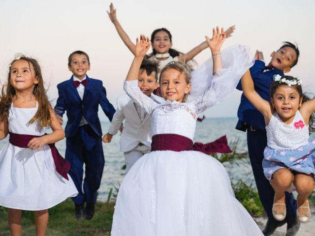 La boda de Yahel y Tatiana en Cancún, Quintana Roo 84