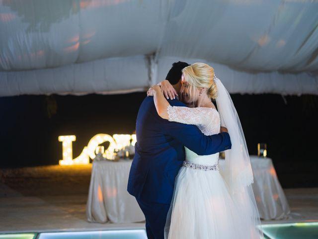 La boda de Yahel y Tatiana en Cancún, Quintana Roo 89