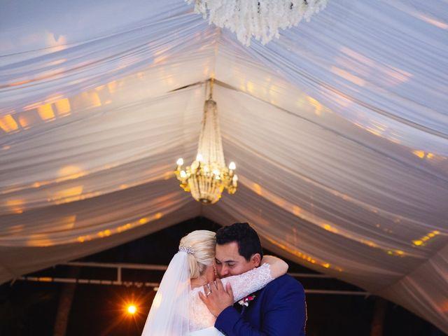 La boda de Yahel y Tatiana en Cancún, Quintana Roo 90