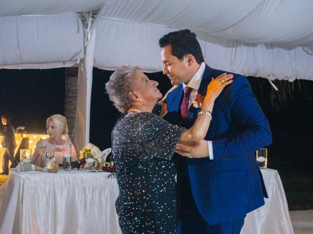 La boda de Yahel y Tatiana en Cancún, Quintana Roo 100