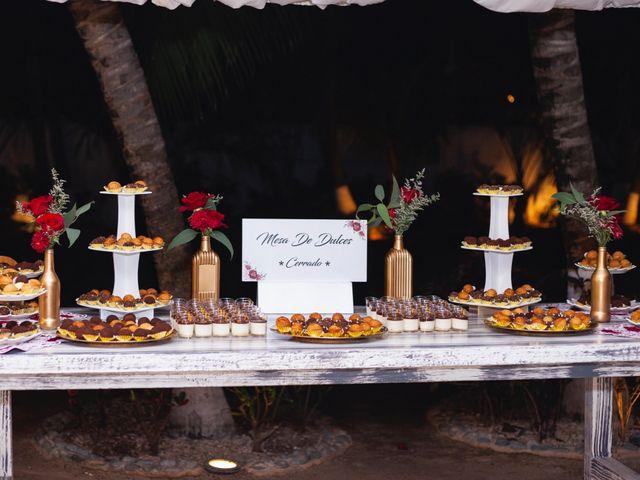 La boda de Yahel y Tatiana en Cancún, Quintana Roo 110