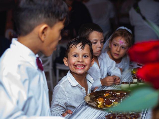 La boda de Yahel y Tatiana en Cancún, Quintana Roo 113