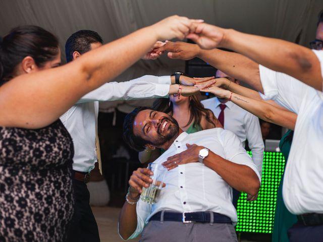 La boda de Yahel y Tatiana en Cancún, Quintana Roo 114