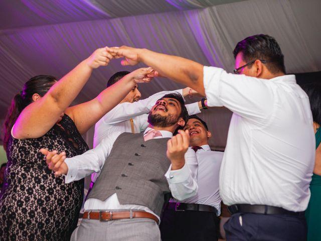 La boda de Yahel y Tatiana en Cancún, Quintana Roo 115