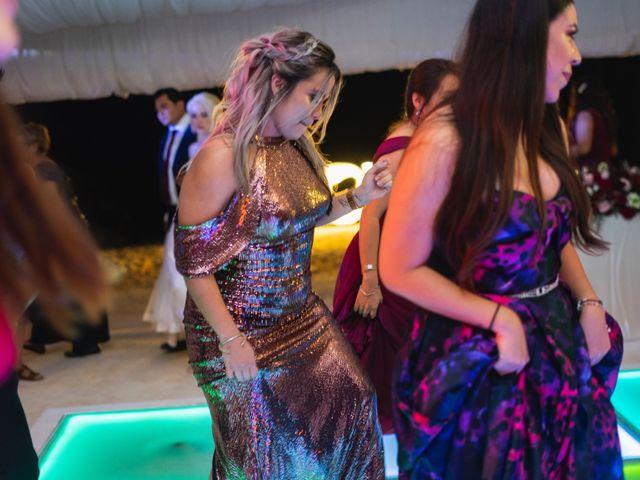La boda de Yahel y Tatiana en Cancún, Quintana Roo 124