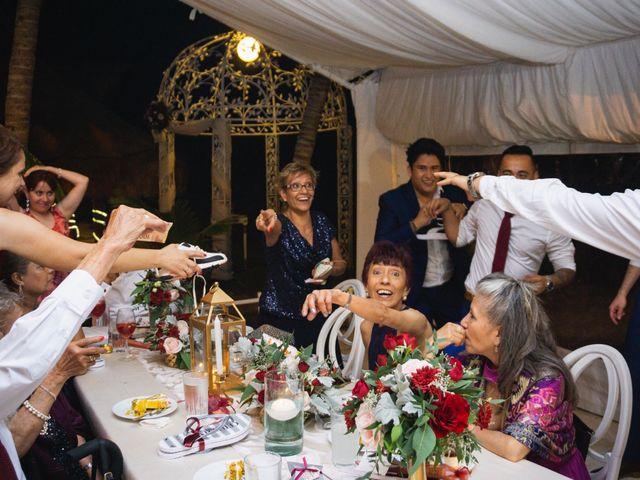 La boda de Yahel y Tatiana en Cancún, Quintana Roo 125