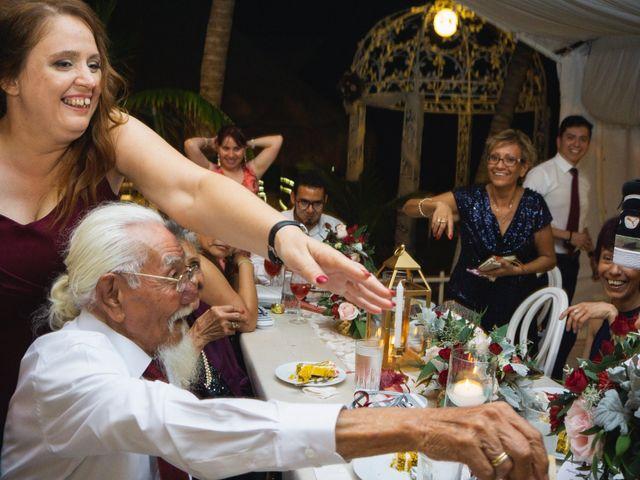 La boda de Yahel y Tatiana en Cancún, Quintana Roo 126