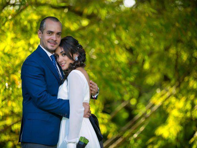 La boda de Lilo y Alex