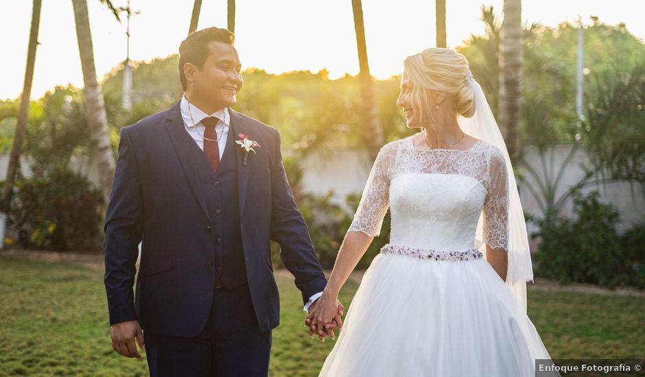 La boda de Yahel y Tatiana en Cancún, Quintana Roo