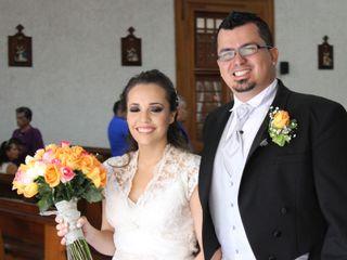 La boda de Margarita y Carlos Alberto