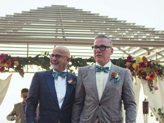 La boda de Harvey y Raymond