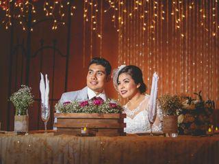 La boda de Suny y Ángel