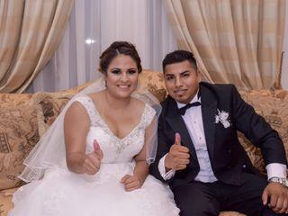 La boda de Dulce y Omar