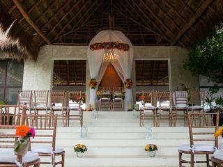 La boda de Karla y Álex 1