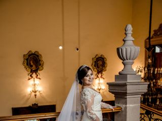 La boda de Evelyn y Edgar 1