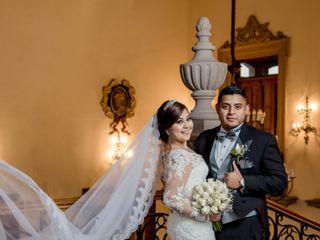 La boda de Evelyn y Edgar 2
