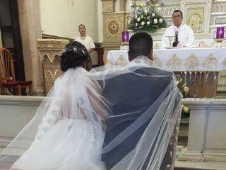 La boda de Angie y Alejandro 1