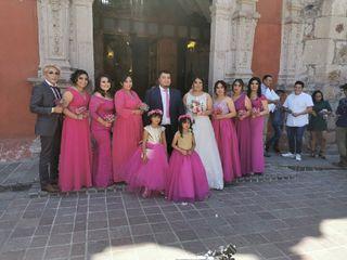La boda de Angie y Alejandro