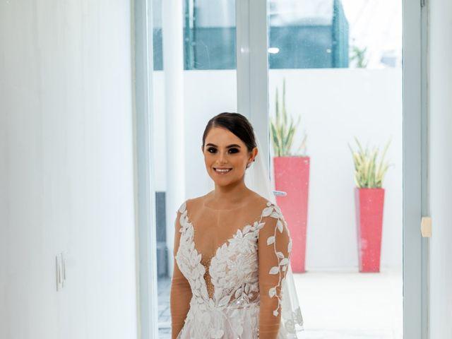 La boda de Michel y Odalis en Cancún, Quintana Roo 6