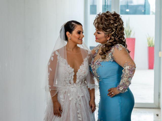 La boda de Michel y Odalis en Cancún, Quintana Roo 9