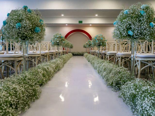 La boda de Michel y Odalis en Cancún, Quintana Roo 12