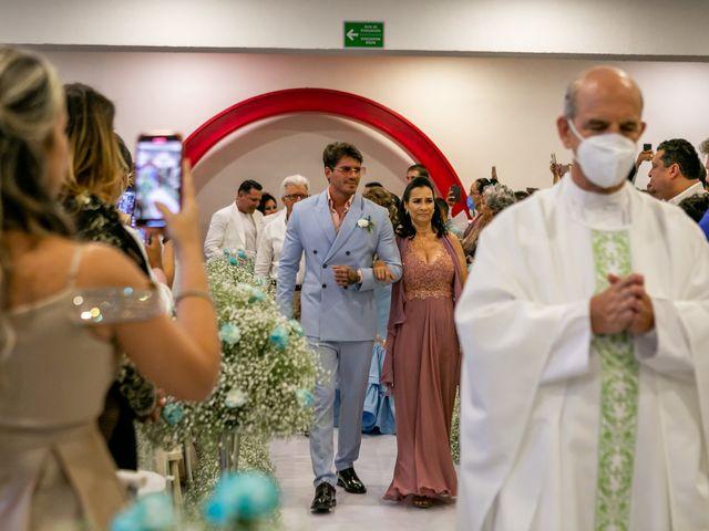 La boda de Michel y Odalis en Cancún, Quintana Roo 13