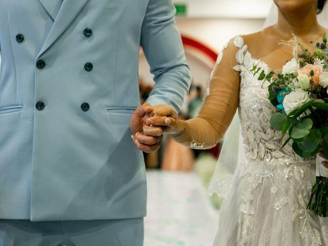 La boda de Michel y Odalis en Cancún, Quintana Roo 16