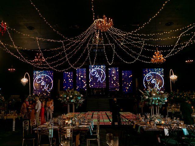 La boda de Michel y Odalis en Cancún, Quintana Roo 30