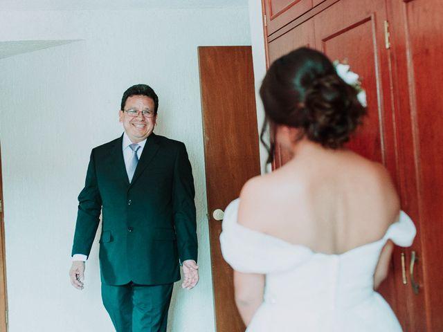 La boda de Fernando y Paulina en Cuautitlán Izcalli, Estado México 8