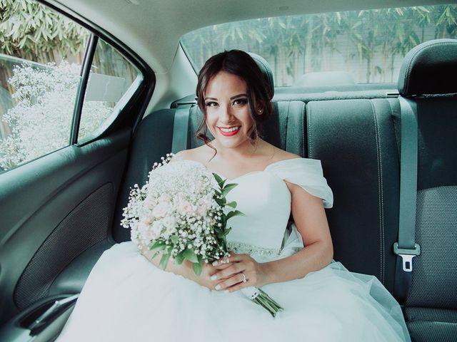 La boda de Fernando y Paulina en Cuautitlán Izcalli, Estado México 10