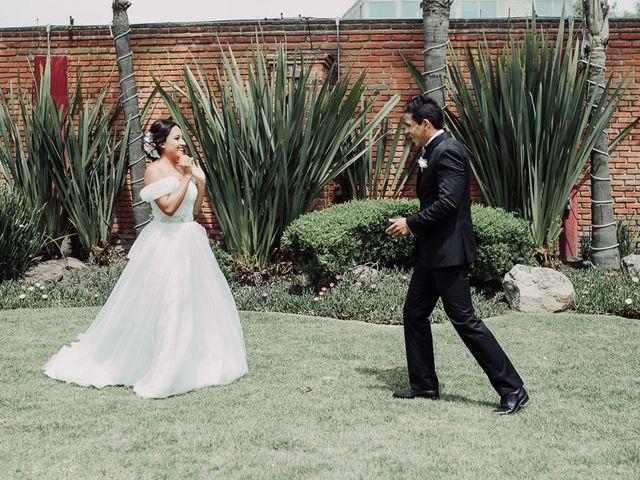 La boda de Fernando y Paulina en Cuautitlán Izcalli, Estado México 11