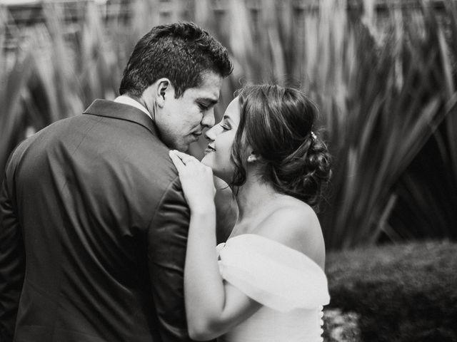 La boda de Fernando y Paulina en Cuautitlán Izcalli, Estado México 14