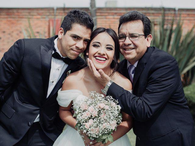 La boda de Fernando y Paulina en Cuautitlán Izcalli, Estado México 15