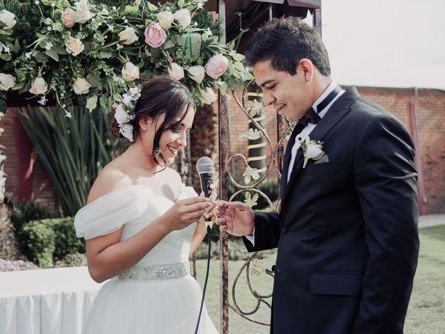 La boda de Fernando y Paulina en Cuautitlán Izcalli, Estado México 19