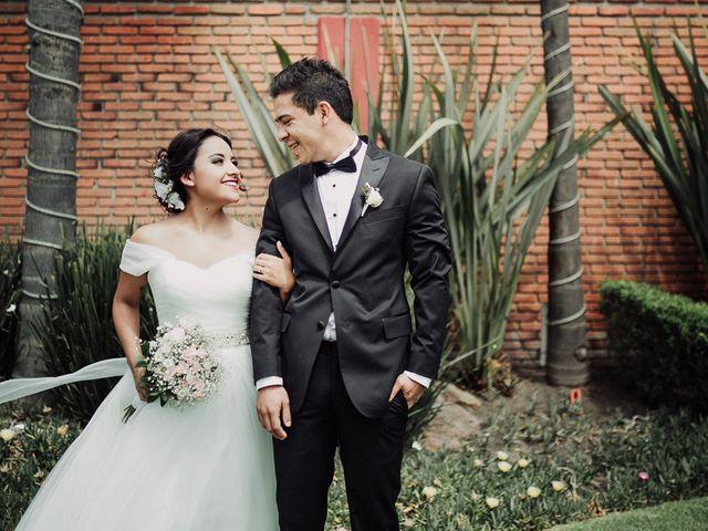 La boda de Fernando y Paulina en Cuautitlán Izcalli, Estado México 27