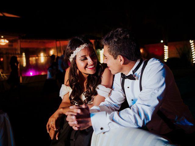 La boda de Paulina y Fernando