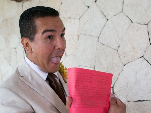 La boda de Álex y Karla en Cancún, Quintana Roo 11