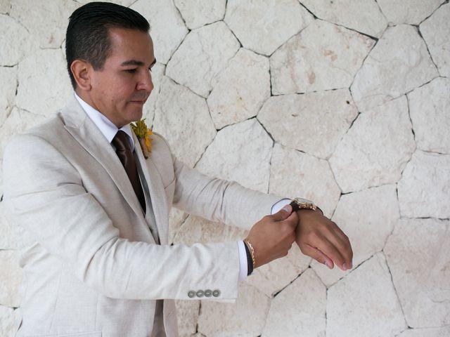 La boda de Álex y Karla en Cancún, Quintana Roo 12