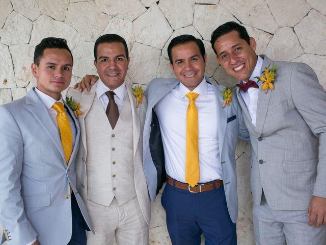 La boda de Álex y Karla en Cancún, Quintana Roo 14
