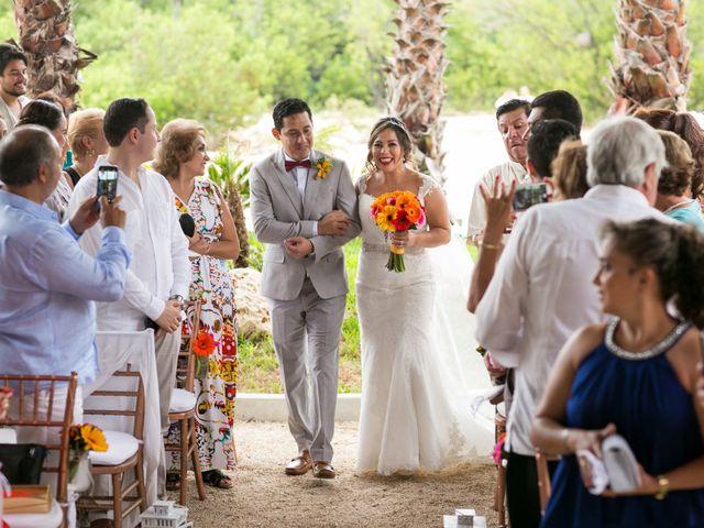 La boda de Álex y Karla en Cancún, Quintana Roo 15