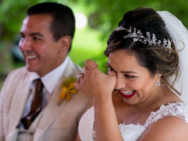 La boda de Álex y Karla en Cancún, Quintana Roo 17