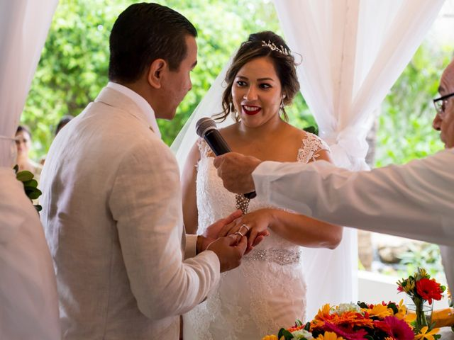 La boda de Álex y Karla en Cancún, Quintana Roo 18