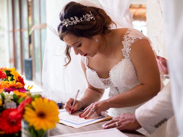 La boda de Álex y Karla en Cancún, Quintana Roo 19