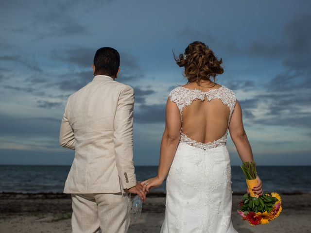 La boda de Álex y Karla en Cancún, Quintana Roo 1