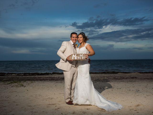 La boda de Karla y Álex