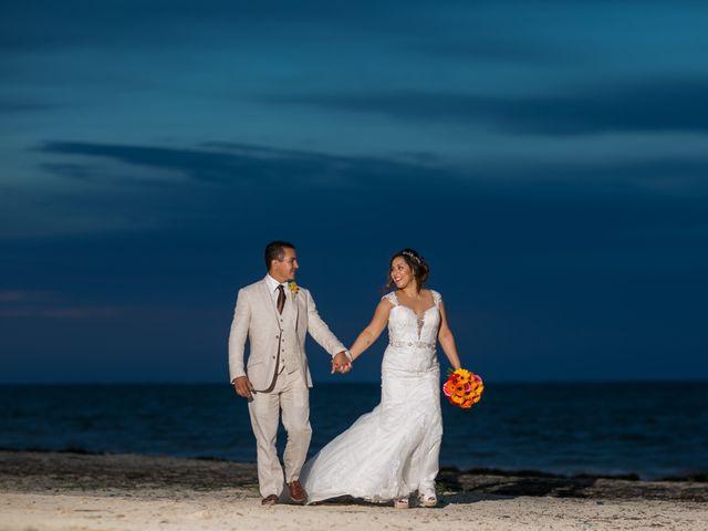 La boda de Álex y Karla en Cancún, Quintana Roo 29