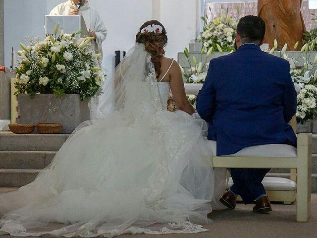 La boda de Ximena y Enrique
