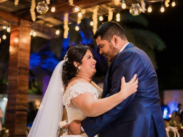 La boda de Lupita   y Aarón